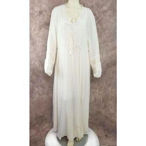 Torrid Lace Gauze Peasant Wedding Maxi Dress